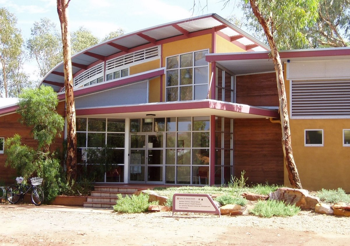Centre for Remote Health, one of the partners of the Central Australia Academic Health Science Centre