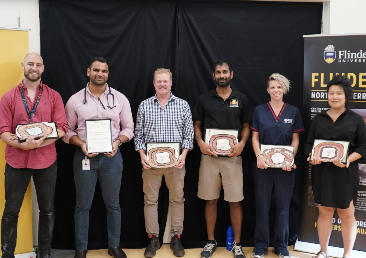 Outstanding NT supervisors celebrated